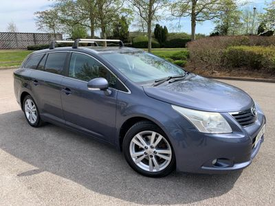 Toyota Avensis Estate 1.8 V-Matic T4 M-Drive S 5dr