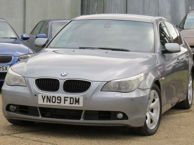 BMW 5 Series Saloon 2.5 523i SE 4dr