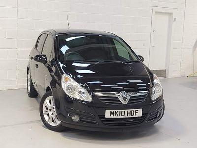 Vauxhall Corsa Hatchback 1.4 i 16v SE 5dr (a/c)