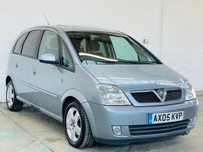 Vauxhall Meriva MPV 1.7 CDTi 16v Design 5dr