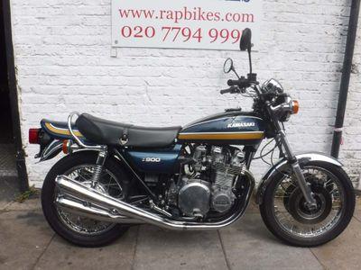 Kawasaki Z900 Classic Z900