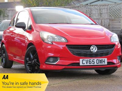 Vauxhall Corsa Hatchback 1.0i Turbo ecoFLEX Limited Edition (s/s) 3dr