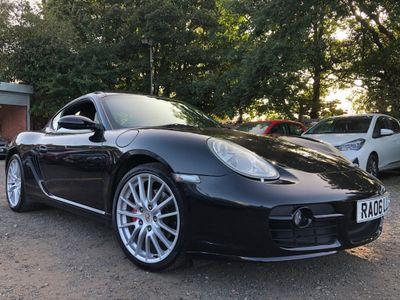 Porsche Cayman Coupe 3.4 987 S 2dr