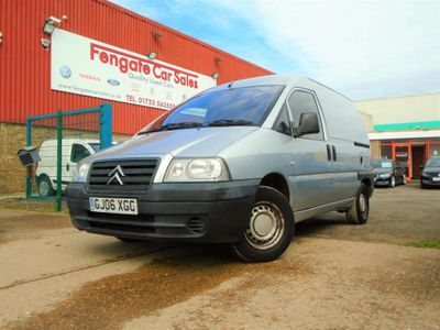 Citroen Dispatch Panel Van 1.9 D 815 Panel Van 5dr