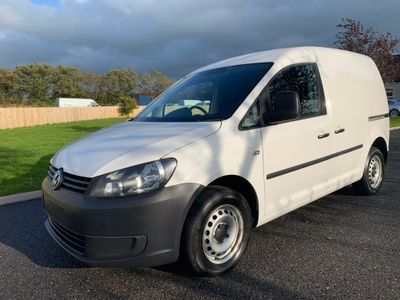 Volkswagen Caddy Panel Van 1.6 TDI C20+ Startline Panel Van 4dr