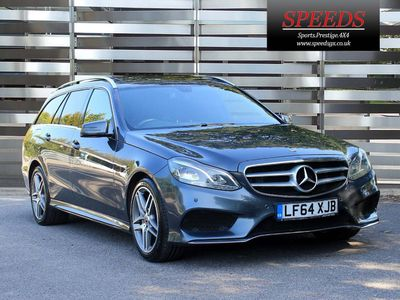 MERCEDES-BENZ E CLASS Estate 3.0 E350 CDI BlueTEC AMG Sport 7G-Tronic Plus 5dr