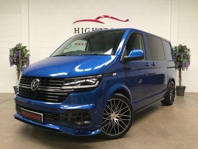 Volkswagen Transporter Combi Van ABT STYLING KOMBI DSG