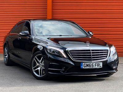 Mercedes-Benz S Class Saloon 3.0 S350d AMG Line L (Executive) (s/s) 4dr