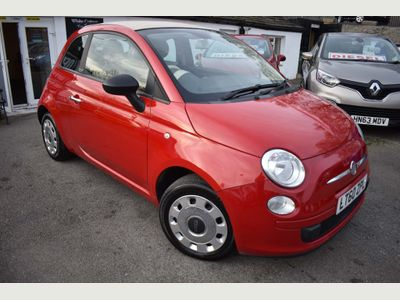 Fiat 500C Convertible 1.2 Pop (s/s) 2dr