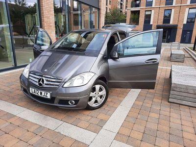 Mercedes-Benz A Class Hatchback 2.0 A160 CDI BlueEFFICIENCY Avantgarde SE 5dr