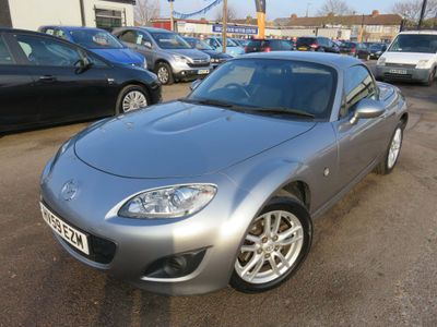 Mazda MX-5 Coupe 1.8 SE Roadster 2dr