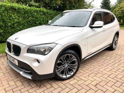 BMW X1 SUV 2.0 20d SE Auto sDrive 5dr