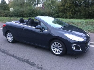 Peugeot 308 CC Convertible 1.6 e-HDi Access (s/s) 2dr