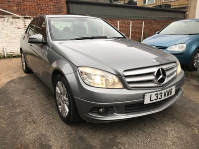 MERCEDES-BENZ C CLASS Saloon 2.1 C220 CDI BlueEFFICIENCY SE (Executive) (s/s) 4dr
