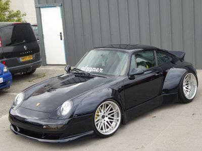 PORSCHE 911 Coupe 3.6 993 Carrera 2dr