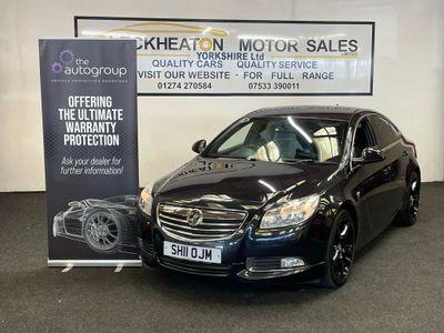 Vauxhall Insignia Hatchback 1.8 i VVT 16v SRi VX Line 5dr