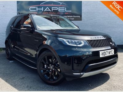 Land Rover Discovery SUV 2.0 SD4 HSE Auto 4WD (s/s) 5dr