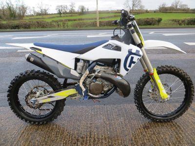 Husqvarna TC Motocrosser 250