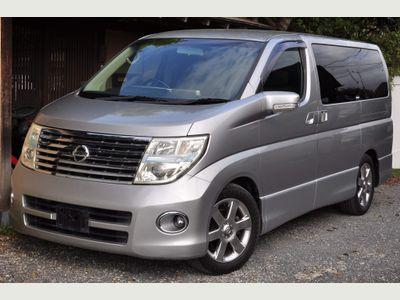 Nissan Elgrand MPV HIGHWAY STAR FRESH IMPORT HIGH GRADE