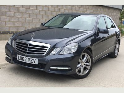 Mercedes-Benz E Class Saloon 3.0 E350 CDI BlueEFFICIENCY Avantgarde 7G-Tronic Plus (s/s) 4dr