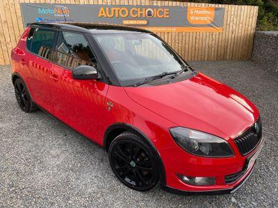 SKODA Fabia Hatchback 1.6 TDI Monte Carlo 5dr