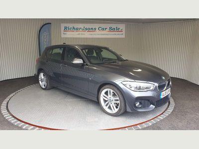 BMW 1 Series Hatchback 1.6 118i M Sport (s/s) 5dr