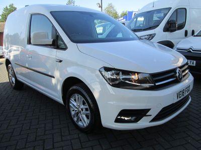 Volkswagen Caddy Panel Van 2.0 TDI C20 BlueMotion Tech Highline EU6 (s/s) 5dr