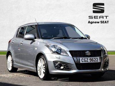 Suzuki Swift Hatchback 1.6 Sport 5dr (SNav)