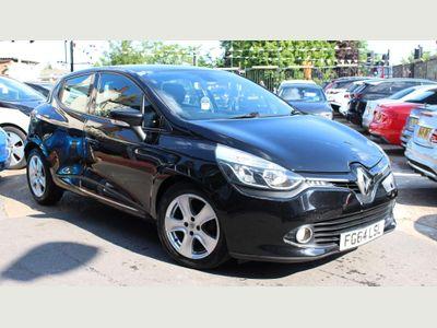 Renault Clio Hatchback 1.5 dCi ENERGY Dynamique MediaNav EDC Auto 5dr