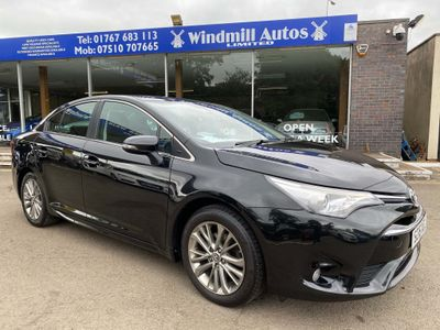 Toyota Avensis Saloon 1.8 V-matic Business Edition 4dr