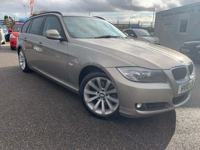 BMW 3 Series Estate 2.0 320d SE Business Edition Touring 5dr