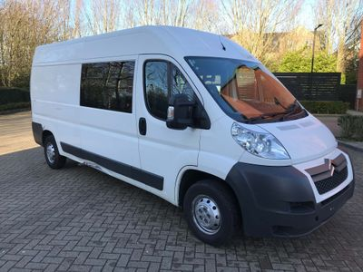Citroen Relay Window Van 35 L3 Diesel 2.2 Hdi H2 130ps Enterprise