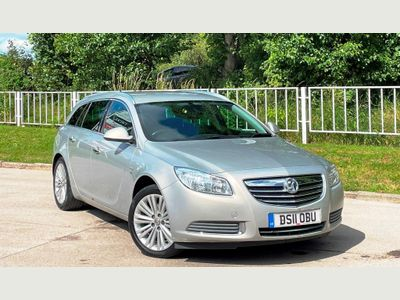 Vauxhall Insignia Estate 2.0 CDTi 16v SE Nav 5dr