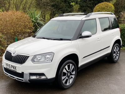 SKODA Yeti SUV 1.8 TSI Laurin & Klement Outdoor 4WD 5dr