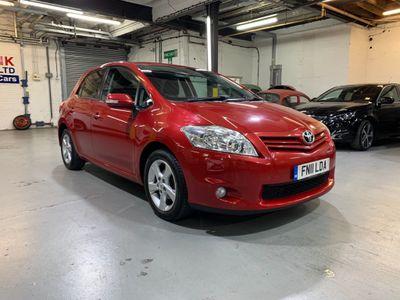Toyota Auris Hatchback 1.6 TR 5dr