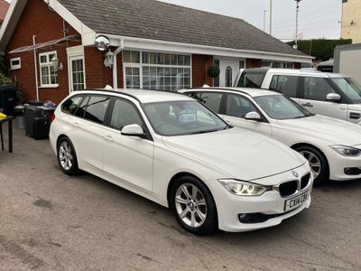 BMW 3 Series Estate 3.0 330d SE Touring Sport Auto (s/s) 5dr