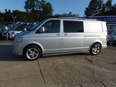 Volkswagen Transporter Window Van 2009 T30 2.5 LWB WINDOW VAN KOMBI