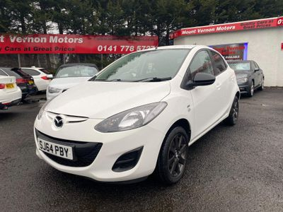 Mazda Mazda2 Hatchback 1.3 Colour Edition 5dr