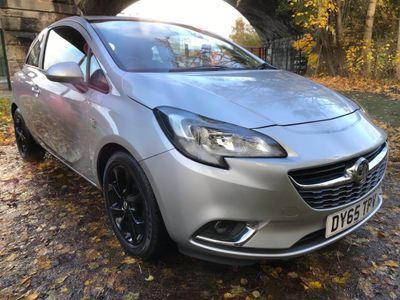 Vauxhall Corsa Hatchback 1.4i Turbo ecoFLEX SRi (s/s) 3dr