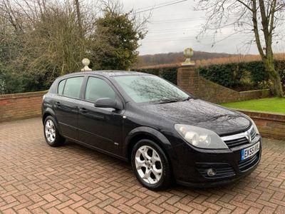 Vauxhall Astra Hatchback 1.6 i 16v SXi Digital 5dr