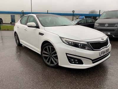 Kia Optima Saloon 1.7 CRDi 3 4dr