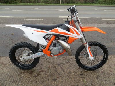 KTM SX Motocrosser 85 SX Big Wheel