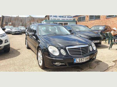 Mercedes-Benz E Class Estate 3.0 E280 CDI Avantgarde G-Tronic 5dr