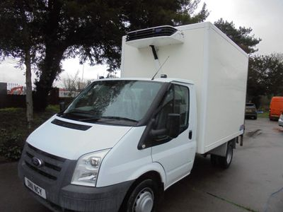 Ford Transit Temperature Controlled 2.4 TDI 350 Refrigerated Van 3dr (MWB)