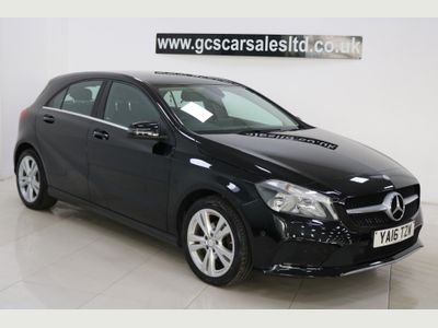 Mercedes-Benz A Class Hatchback 1.5 A180d Sport (Executive) (s/s) 5dr