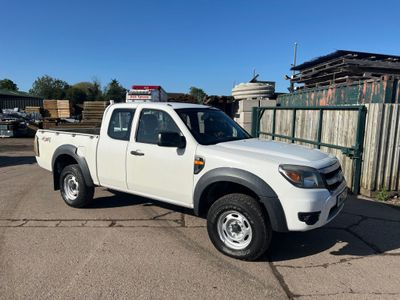 Ford Ranger Pickup 2.5 TDCi XL Double Cab Pickup 4x4 4dr