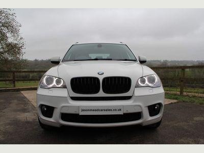 BMW X5 SUV 3.0 40d M Sport Auto xDrive (s/s) 5dr