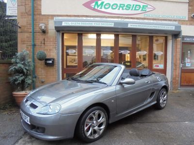 MG TF Convertible 1.8 2dr
