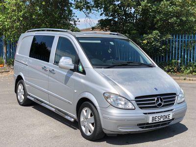 Mercedes-Benz Vito Combi Van 2.1 115CDI Compact Panel Van SWB 5dr