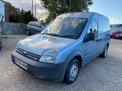 Ford Transit Connect Panel Van TDCI T230 High Roof L 4dr